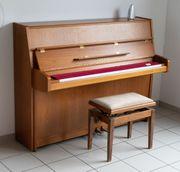 YAMAHA Klavier P116N Nussbaum Saturiert