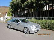 Mercedes-Benz E 200 CDI mit