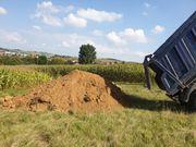 Mutterboden natürlicher löslehmboden Steinfrei
