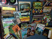 Schallplatten 200 Stueck
