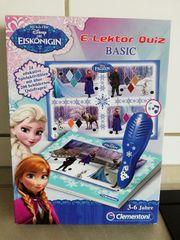 E - Lektor Quiz Eiskönigin Frozen