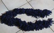 Schal Schlaufenschlal dunkelblau sehr guter