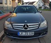 Mercedes-Benz C 200 CDI 136PS