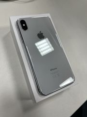 iPhone XS Max Weiss Silber