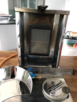 Küchenherde, Grill, Mikrowelle in Aspersdorf gebraucht und