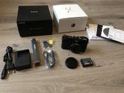 Fujifilm X100F Schwarz - Wie Neu -