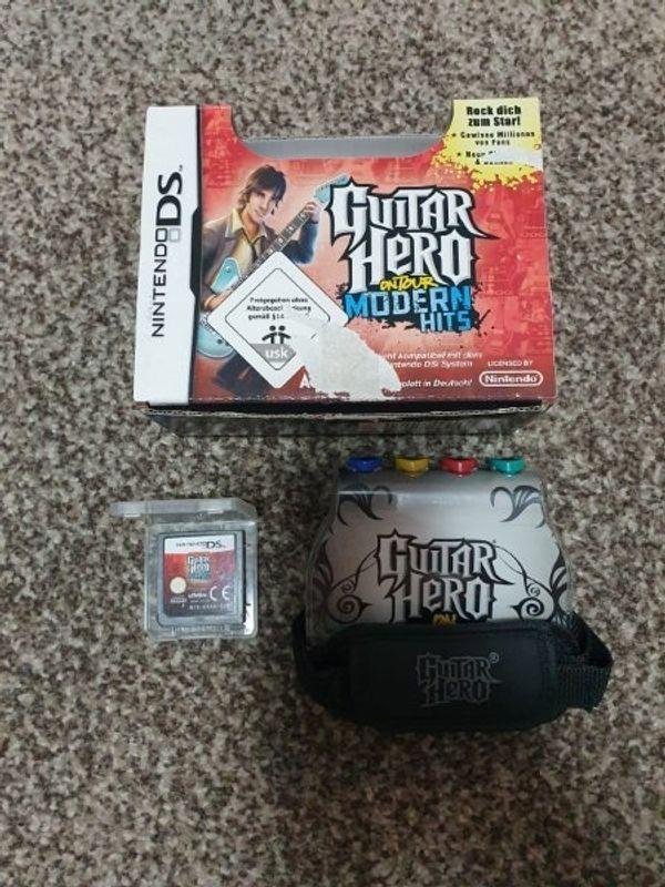 Nintendo DS Guitar Hero