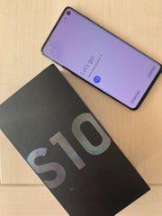Samsung Galaxy S10 black 128
