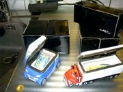 Büro Bürobedarf Büroklammern MiniARTure Autos