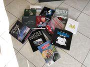 Original gebundene Porsche Bücher - Jubiläumsausgaben
