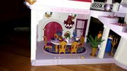 Playmobil Schloss viel Zubehör
