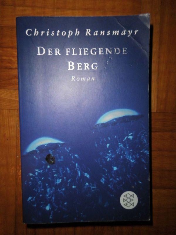 Buch Roman Christoph Ransmayr Der