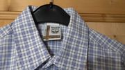 Herren Trachtenhemd Gr 39 - neu-