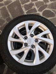 Winterkompletträder Dunlop Toyota Auris mit