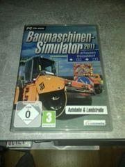 Baumaschine Simulator 2011