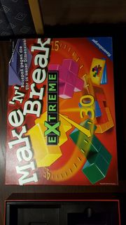 Ravensburger 26432 - Make n Break