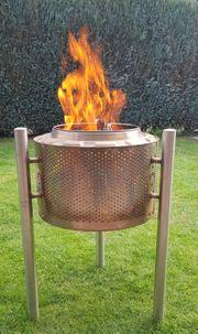 Feuerschale Terrassenfeuer Lagerfeuer mieten in