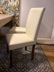 Stuhl Stühle 4 Stück Holz