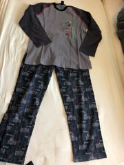 Schiesser Pyjama lang Gr 164