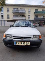 Opel Astra BASTLERAUTO