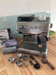 Siebträger Espressomaschine Gastroback Advanced Pro