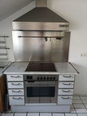 günstig abzugeben Küche mit Marmor