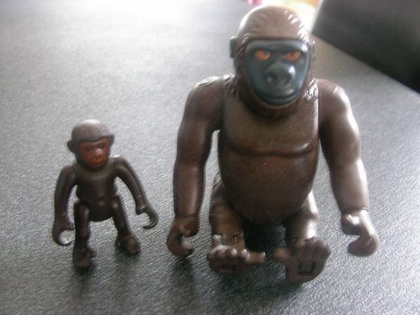 Playmobil Tiere f Zoo Wald
