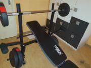 Trex Sports hantelbank Fitness Hantelbank