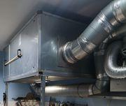 Gastronomischer Ventilator Absorber mit Filtern