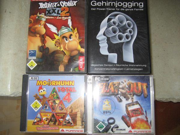 4 PC Spiele