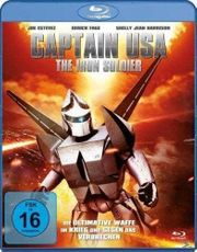 Captain USA The Iron Soldier