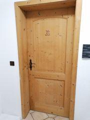Zimmertüren in Echtholz unlackiert