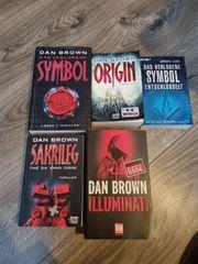 Thriller Sammlung Dan Brown