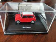 Mini Cooper Miniatur Maßstab 1