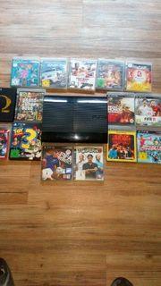 PS 3 mit 16 Spielen