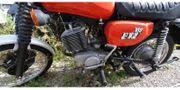 Motorrad MZ 150 ETZ in