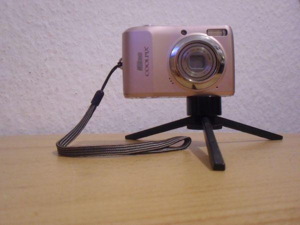 Nikon COOLPIX L19 Digitalkamera 8