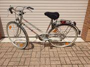 Alu - Fahrrad