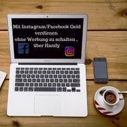 Mit Instagram und Co Geld
