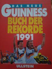 Guinness Buch der Rekorde 1991
