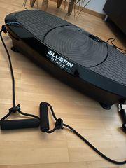 Bluefin Fitness 3D Vibrationsplatte