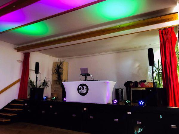 DJ mit Mobiler Discothek inkl