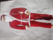 Weihnachtsfrau Nikolaus mietbar