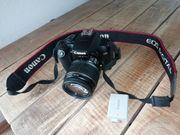 Canon EOS DSLR 1000D Spiegelreflex