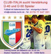 Club Italia Berlino sucht Mitspieler