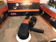 AEG Auto Poliermaschine 1200WATT Profi
