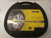 Pewag Schneeketten Super Snow-Fix 205