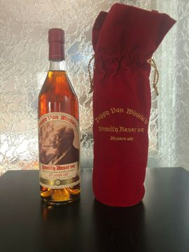 Pappy Van Winkle Family Reserve 20 Jahre 0,75l Bourbon 90.4 proof 45.2% Whiskey