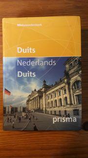 Miniwörterbuch Deutsch Niederländisch