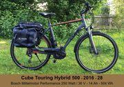 Cube Touring Hybrid 500 - 2016 -